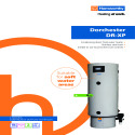 Dorchester DR-XP water heater brochure